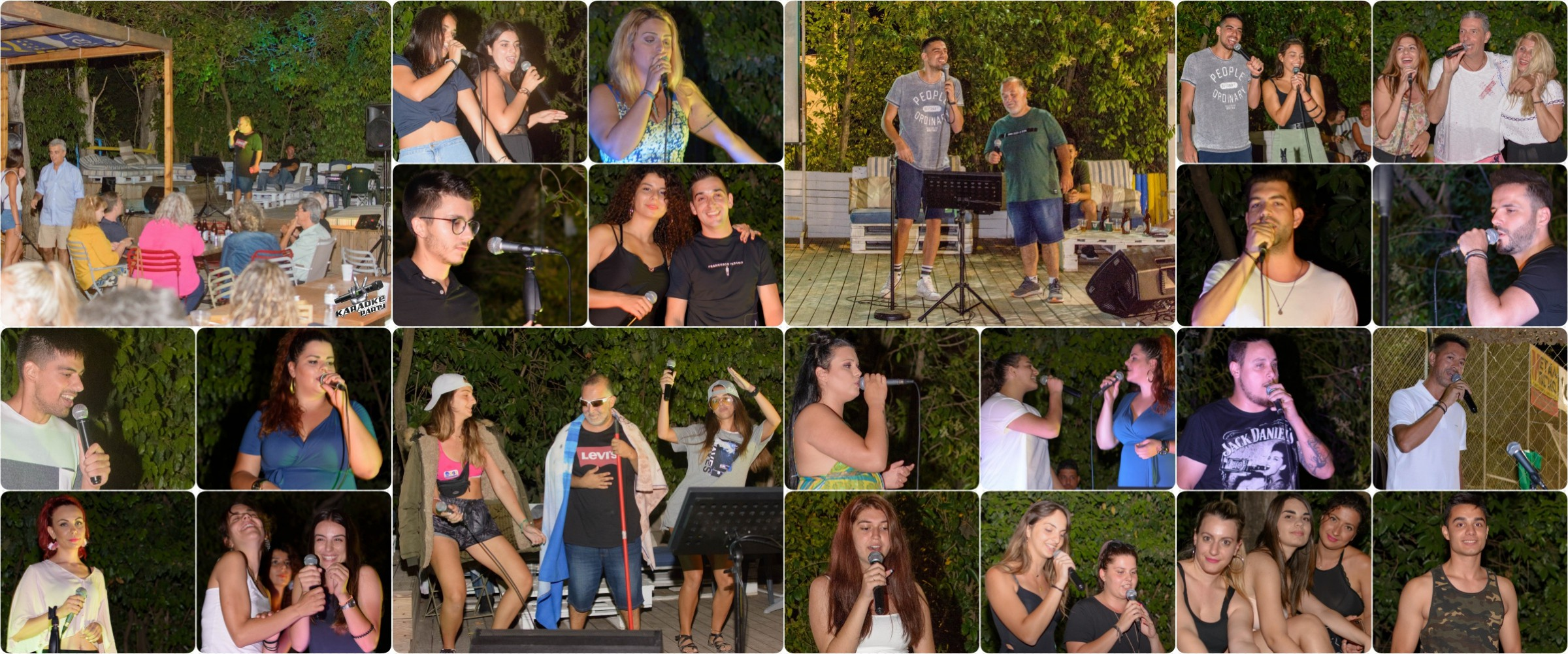 Karaoke Party Kalamata Beach Volley KBV
